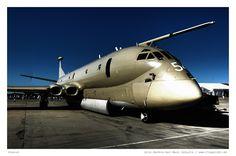 Royal AIr Force Nimrod ASW aircraft