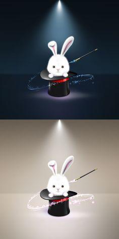 Magic Rabbit