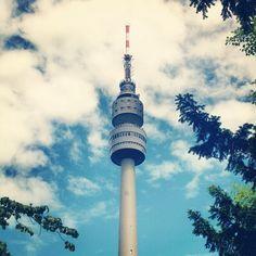 Dortmunder Fernsehturm #Ruhrgebiet