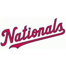 Image result for Washington Nationals baseball logos