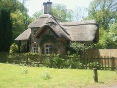 Fancy - English cottage