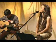 Alanis Morissette Precious Illusions Live launch acoustic - YouTube