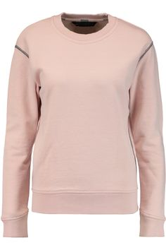 MARC BY MARC JACOBS Cotton-jersey sweatshirt. #marcbymarcjacobs #cloth #sweatshirt