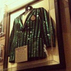 """Patrick Stump's jacket from """"Dance , Dance """" music video in Hard Rock Cafe in Chicago ☆"""