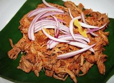 Recetas - COCHINITA PIBIL - La primera red social de comida mexicana
