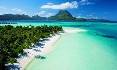 10 самых красивых островов мира - Вдохновение