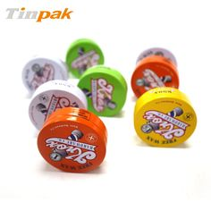 """Travel candle tins are dia 72x25 mm