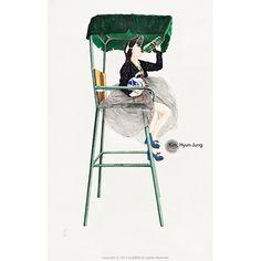 by Kim Hyun Jung