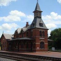 Baltimore & Ohio Train Station