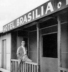 Juscelino Kubitschek, Brasília DF - ca. 1957 | Jean Manzon