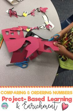 8 interactive and fun 1st and 2nd grade common core math enrichment projects that foster real life problem-solving. These project-based activities challenge elementary students and are perfect for gifted or highly capable students. Click the link to see w