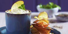 Verdens enkleste hjemmelagde sylte   Coop Mega Egg Benedict, Parma, Moscow Mule Mugs, Bacon, Pudding, Tableware, Desserts, Food, Tailgate Desserts