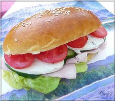 Limara péksége: Molnárka II. Salmon Burgers, Hamburger, Sandwiches, Bakery, Lime, Lunch, Chicken, Cooking, Ethnic Recipes