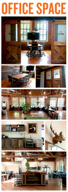 Urban Influence Office Space | http://www.urbaninfluence.com/