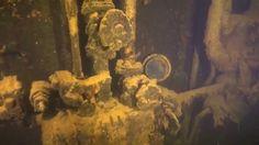TRUK Lagoon (3) -  Kensho Maru Hail Storm, Underwater, Painting, Art, Art Background, Under The Water, Painting Art, Kunst, Paintings