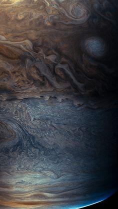 Jupiter - NASA / SwRI / MSSS / Gerald Eichstädt / Seán Doran