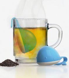 Achetez l'infuseur à thé baleine sur lavantgardiste.com