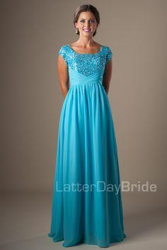 Modest Prom Dresses : Sydney