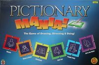 Pictionary Mania | Board Game | BoardGameGeek