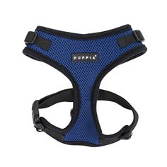 The Puppia Ritefit Dog Harness Royal Blue is the redesigned version of the super comfortable, best-selling Puppia Soft Harness now with an adjustable neck belt with two quick-lease buckles and Velcro closure for a perfect fit for those hard to fit dogs. Dog Harness, Dog Leash, Pet Seat Covers, Can Dogs Eat, Hook And Loop Fastener, Cat Accessories, Daily Walk, Cat Collars, Pet Clothes
