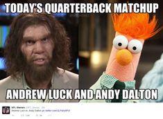 hilarious nfl memes | ... Bengals @ Indianapolis Colts, Score: 10-26 Photo by @NFL_Memes