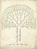 Family Tree print
