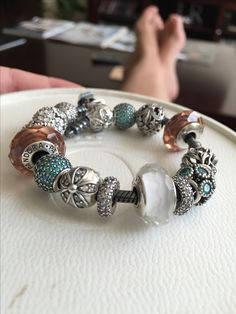 pandora bracelet design ideas | Pin by Jerboa Ginger on Pandora ...