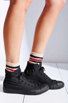 Converse Chuck Taylor All Star High Top Sneaker (in black multi)