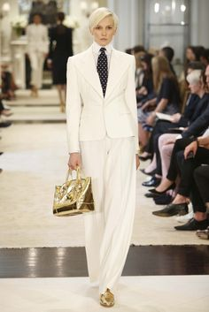 Ralph Lauren Resort 2015 - Slideshow - Runway, Fashion Week, Fashion Shows, Reviews and Fashion Images - WWD.com