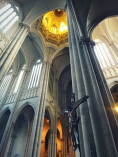 The Cathedral in La Plata, Argentina.