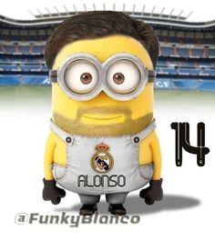 Xabi Alonso minion.