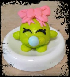 Shopkins Cake Toppers, Breakfast, Food, Breakfast Cafe, Essen, Yemek, Meals