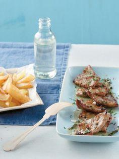sofrito mosxari me ksidi Greek Recipes, Risotto, Salads, Food Porn, Pork, Beef, Chicken, Cooking, Ethnic Recipes