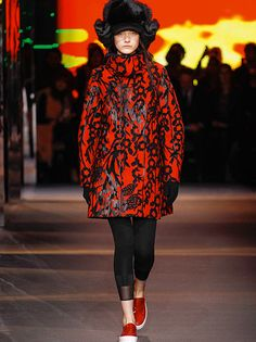 Moncler Gamme Rouge | Women's Collection Fall Winter 2014-2015