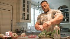 How IFBB Pro Evan Centopani Eats to Build Muscle | Iron Intelligence Tra...