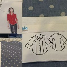 Sewing Patterns - Pattern Reviews for Lekala Patterns Pattern - 5114 Blouse - Sewing & Sewing Pattern Reviews at PatternReview.com