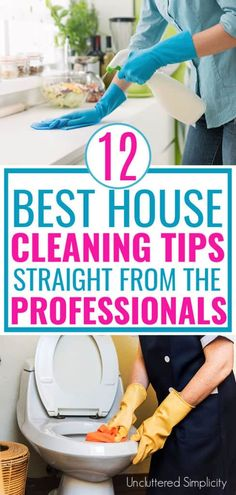The 12 Best Professional House Cleaning Tips That Will Save You Time Energy And . - The 12 Best Professional House Cleaning Tips That Will Save You Time Energy And Money - Speed Cleaning, Deep Cleaning Tips, Cleaning Checklist, House Cleaning Tips, Clean House Tips, Bathroom Cleaning Tips, Spring Cleaning Tips, Fridge Cleaning, Moving House Tips