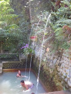 Hot springs in Lovina, Bali its beautiful! Lovina Bali, Bali Tour Packages, Bali Baby, Dream Pools, Paradise Island, Beautiful Islands, Hot Springs, Amazing Places, The Good Place