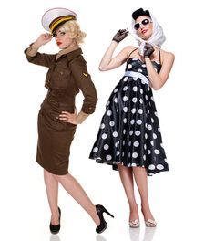 A little snippet of things we do. as featured on Squidoo Retro Outfits, 1950s Fashion, Fashion Trends, Vintage, Clothes, Style, Outfit, Clothing, Throwback Outfits