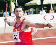 atletismo y algo más: 6271. El decatleta maliayés Ismael González Núñez,...