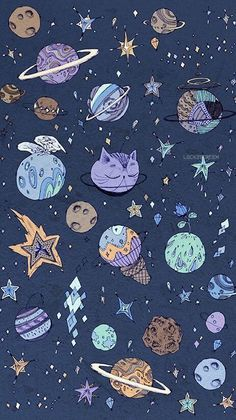 41 Ideas For Cats Wallpaper Iphone Pattern Cat Wallpaper, Pattern Wallpaper, Wallpaper Space, Phone Backgrounds, Wallpaper Backgrounds, Homescreen Wallpaper, Planets Wallpaper, Wallpapers En Hd, Whatsapp Wallpaper