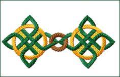 Celtic Ornament 8 embroidery design