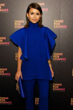 Miroslava Duma at Chime for Change [Photo by James Mason]
