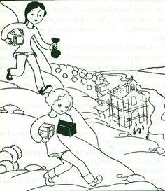 """""""Celia, lo que dice"""", ilustración de Molina Gallent"""
