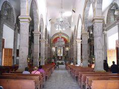 Parroquia de San Pedro Apóstol, en Tlaquepaque.