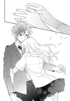 Чтение манги Хоримия 5 - 34 5 дней - самые свежие переводы. Read manga online! - ReadManga.me