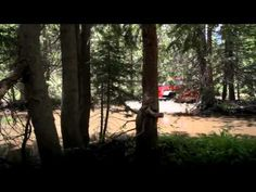 Jeep® Wrangler Unlimited: Water Fording
