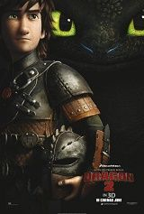 Dreamworks How to Train Your Dragon 2 - Hiccup & Toothless Poster Print x Jay Baruchel, Dragon 2, Dragon Rider, Dragon Party, Astrid Hiccup, Hiccup And Toothless, Hiccup Dragon, Toothless Dragon, Animal Illustrations