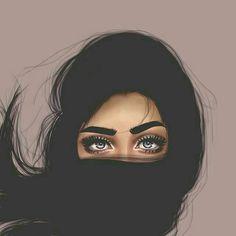 Muslim hair pretty