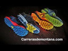 New Balance trail running shoes 2016: Análisis Mayayo Leadville, Minimus, MT610 y Vazee Summit - YouTube